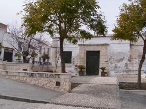 Antiguo Pósito de Estepa en Plaza del Llanete