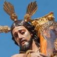 El Jueves Santo en Estepa procesionan el Santísimo Cristo Amarrado a la Columna y María Santísima de la Esperanza Coronada, de la Hermandad de Paz y Caridad.