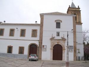 Iglesia de Nuestra Señora de Gracia y Convento de San Francisco en Estepa