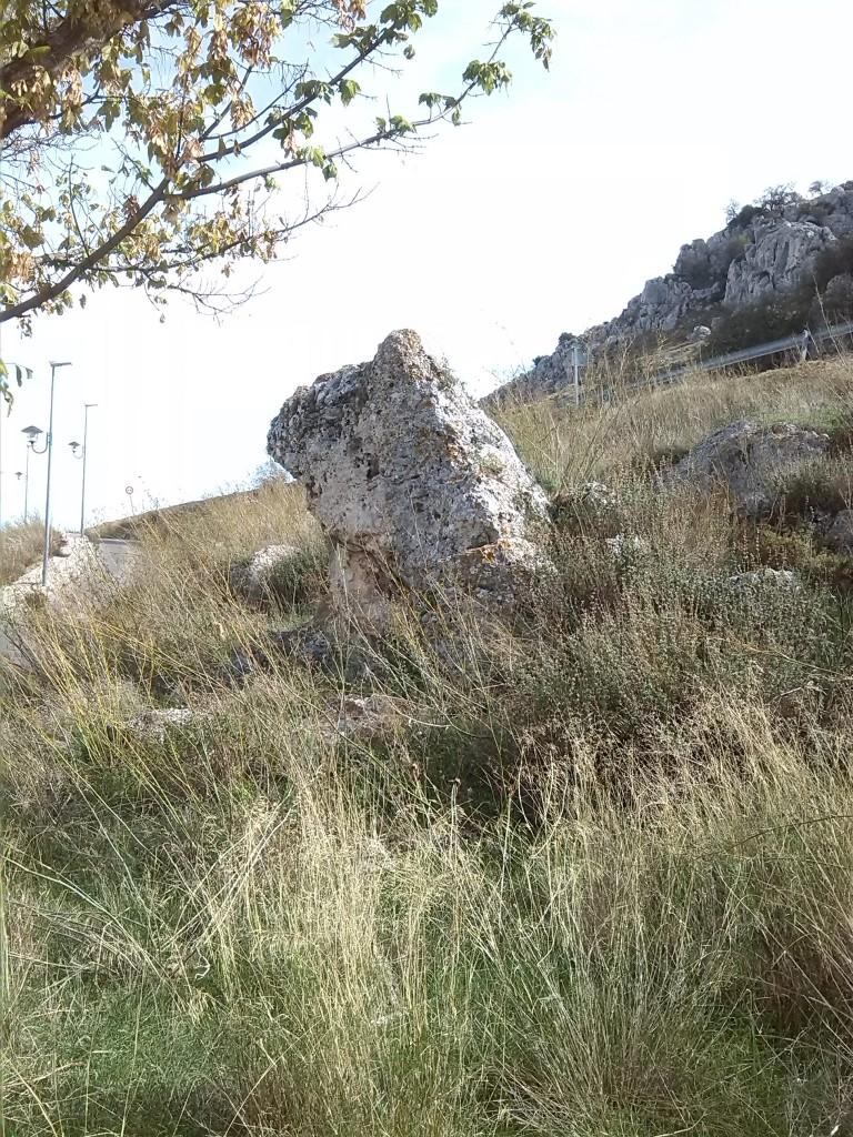 León de piedra de Estepa