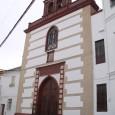 Esta iglesia pertenece al convento de las Hermanas de la Cruz y es de los años 30. Es sencilla, neogótica y con una nave abovedada con lunetos y arcos fajones.