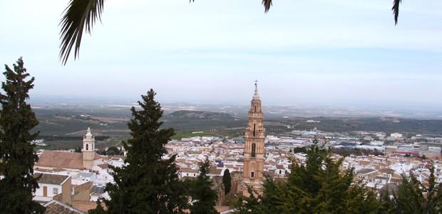 Situado en el Cerro de San Cristóbal, podemos ver en primer plano la ciudad de Estepa. En los días claros veremos las provincias de Sevilla, Málaga, Córdoba y la serranía de Granada. Es un lugar que merece la pena visitar para disfrutar durante unos minutos del paisaje.