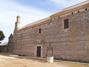 Iglesia y Convento de Santa Clara en el Cerro de San Cristóbal, Estepa