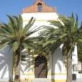 A 1 km de Corcoya, en Badolatosa. Ermita construida en el siglo XVII, tras la aparición de la Virgen, inicialmente la imagen se encontraba en una gruta cercana