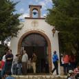 Ermita sencilla en la que se coloca a San José Obrero. En su exterior, destaca una campana de la Ermita de Santa Ana que se puede oír durante la Romería.