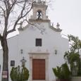Se encuentra donde se apareció San José del Monte, dando nombre al pequeño oratorio que se construyó. En el siglo XVI, la ermita se dedica a Santa Ana.