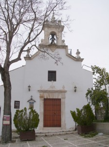 Ermita de Santa Ana, Estepa