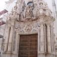 La Iglesia del Carmen fue construida sobre la ermita del Cristo de la Sangre. Detalles gótico-mudéjares.  La cripta es el panteón de los marqueses de Estepa