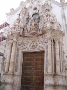 Iglesia de Nuestra Señora del Carmen en Estepa