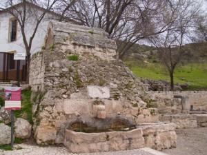 Caños del Manantial de Roya en Estepa