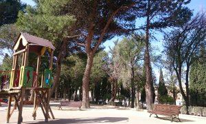 Parque Municipal «Príncipe de Asturias»