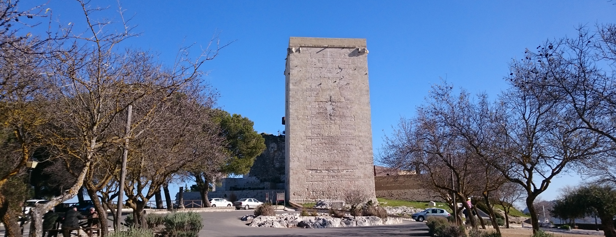 Torre del Homenaje de Estepa