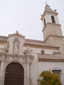 Torre campanario de la Iglesia de San Sebastián, Estepa