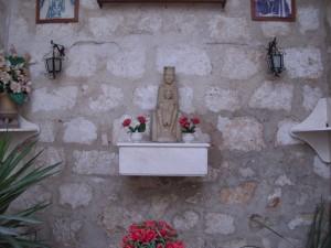 Virgen de Montserrat en Estepa