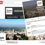 VisitEstepa en las redes sociales