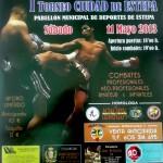I Torneo Ciudad de Estepa de Muay Thai