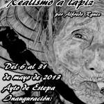 """Inauguración de la exposición """"Realismo a Lápiz"""" de Alfredo Rodríguez"""