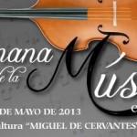 Semana de la Música en Estepa (Programa de conciertos)