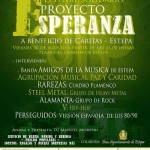 II Festival Solidario Proyecto Esperanza a beneficio de Cáritas – Estepa