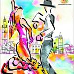 Ya está en las calles de Estepa el cartel de la Feria 2013