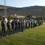 El Real Betis se impone al Málaga CF en la final del XLI Trofeo Ciudad del Mantecado de Estepa