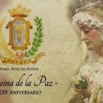 Salida extraordinaria de la Virgen de la Paz de Estepa