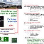 Plazas disponibles para los Talleres de Acción Social en Estepa