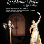 Teatro en Estepa: La Dama Boba