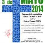 Concurso de Cruces de Mayo en Estepa 2014