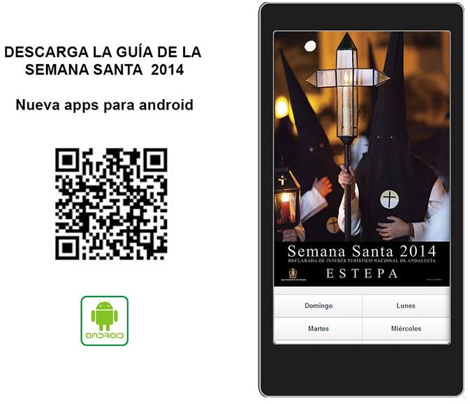 Guía de la Semana Santa de Estepa 2014