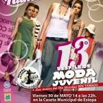 XIII Desfile de Moda Juvenil en Estepa
