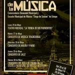 Semana de la Música 2014 en Estepa