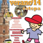 Programa de Actividades Deportivas Verano 2014 en Estepa