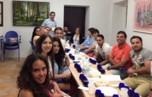 La D.O.P. Estepa presente en los cursos de verano de la Universidad Pablo de Olavide
