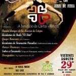III Festival Solidario Proyecto Esperanza a beneficio de Cáritas Estepa