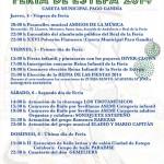 Actuaciones en la Feria de Estepa 2014