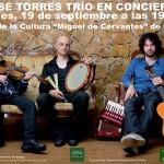 Este viernes flamenco jazz en la Casa de la Cultura de Estepa