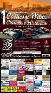 concentracion-coches-clásicos-estepa-vehiculos-sevilla-andalucia