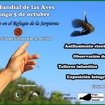 Día Mundial de las Aves en Estepa