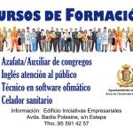 El Ayuntamiento de Estepa pone en marcha varios cursos de formación para desempleados
