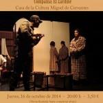 """Teatro en Estepa: """"Proceso a cuatro monjas"""" de la compañía El Zardiné"""