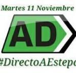Andalucía Directo en Estepa el martes 11 de noviembre
