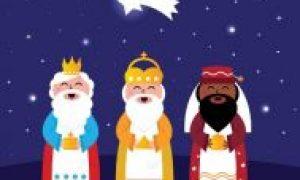 Cabalgata de los Reyes Magos de Estepa 2015