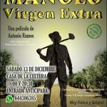 Cine en Estepa: Manolo Virgen Extra