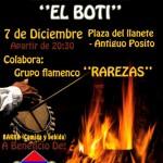 Zambomba Flamenca Benéfica en Estepa a beneficio de ASEMI