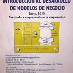 Curso en Estepa de Introducción al Desarrollo de Modelos de Negocio