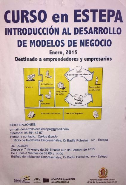 curso-estepa-desarrollo-modelos-negocio-empresarios-emprendedores-enero-2015-sevilla-andalucia