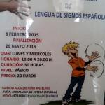 Curso de Lengua de Signos en Estepa