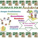Actividades infantiles para el Día de Andalucía 2015 en Estepa