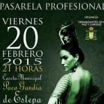 """Desfile de moda en Estepa: """"Verde que te quiero verde"""""""